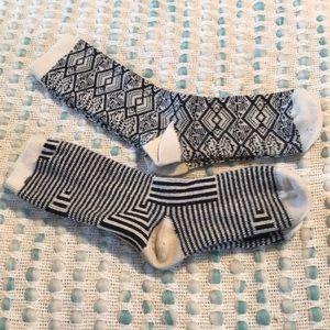 J. Crew socks